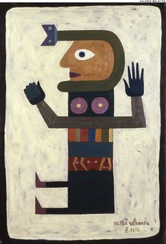 Tree of Pleasure by Victor Brauner, 1956