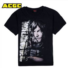 The Walking Dead Daryl T-Shirt  Do you love it? Tell us why!