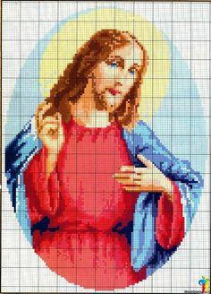 Cross Stitch World: Cross stitch. RELIGIOUS.