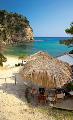 Alonaki cove - Valanidoracchi, Parga, Greece | Flickr - Photo by massonth