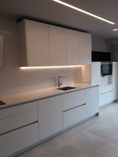 Kitchen Cabinets, Home Decor, Kitchens, Blue Prints, Decoration Home, Room Decor, Cabinets, Home Interior Design, Dressers