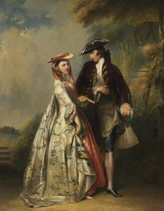 The Proposal by Thomas Clater, 1825