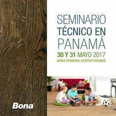 #BonaLatinoamerica comienza la semana anunciando y apoyando a nuestros amigos de #panama en su primer seminario técnico: Aportando lo mejor a los pisos de madera. Sigue conectado en nuestras redes para que te enteres de este y otros eventos. Somos #Bona cuidamos tus pisos de madera