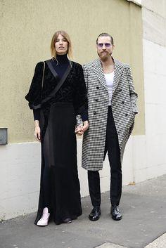 Veronika Heilbrunner y Justin OShea
