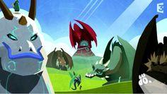 Eliatropes et frères dragons