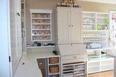 storage for sewing supplies - Google Search