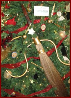 Harry Potter Theme Christmas Tree This Year I Think Yes Harry Potter