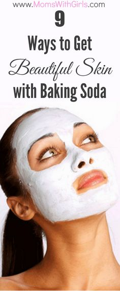 "We know there are many uses for baking soda, but to get beautiful skin? That would be a ""Yes""!"