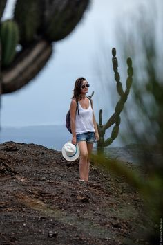 Exploring Galapagos Islands with Andes Fashion, Ecuador. More on www.hiddengemstheblog.com @theandesfashion  Photo by @bertrand_delvau  #sustainable #ethical #fashion #travel #galapagos