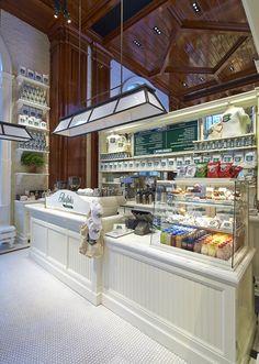 Ralph Lauren coffee shop - New York