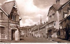 Devon, Beer Village, 1930's