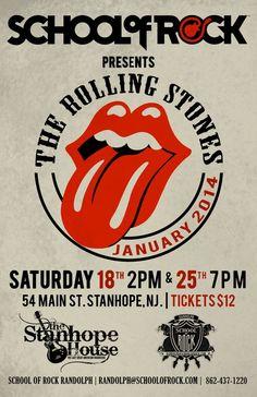 Rolling Stones 2014