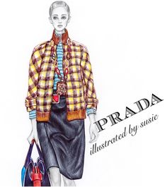 #Prada @susiedong44| Be Inspirational ❥|Mz. Manerz: Being well dressed is a beautiful form of confidence, happiness & politeness