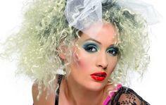 Maquillaje de los años 80:
