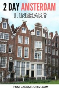 This guide will help you plan your trip to spend 2 days in Amsterdam and make the most of the city. Itinerary, accommodation, transportation, and more. 2 Days In Amsterdam, Amsterdam City, Amsterdam Travel, Amsterdam Netherlands, Travel Netherlands, Travel Tips For Europe, Europe Destinations, Budget Travel, Throughout The World