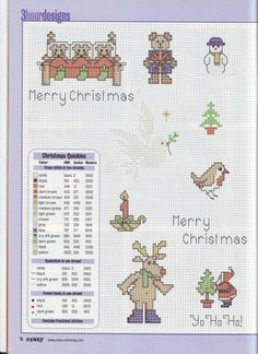 Gallery.ru / Фото #9 - Cross Stitch Crazy 015 декабрь 2000 - tymannost