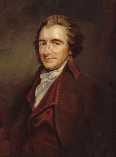 Thomas Paine was a American who was a author and many other things. He wrote Common Sense. Thomas Paine played a huge role in the Revolutionary War. American Independence, Declaration Of Independence, Declare Independence, Web Safety, Rebel, The National, Thomas Paine, Great Thinkers, Andrew Jackson