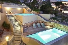 Atlanta Apartments - Atlanta Apartments is an upmarket block of three apartments, situated on the sea in sheltered Bali Bay, a five-minute flat walk from the renowned beach and restaurants of Camps Bay.  A spring delight is ... #weekendgetaways #campsbay #southafrica