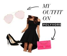 jane's outfit by elina-mirn on Polyvore featuring мода and Chanel