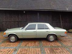 Mercedes-Benz Oldtimer Mercedes 280 S 116.020 Limousine, 1975, 89.000 km, € 14.000,-