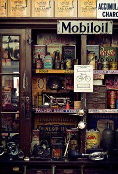 rusticmeetsvintage: What'll it be, Sir? by GaryTumilty, via Flickr