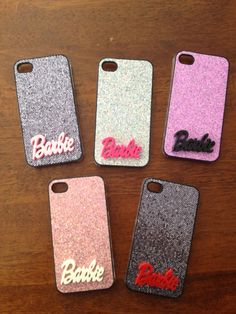 Barbie iPhone Case for 4 4S. $10.00, via Etsy.