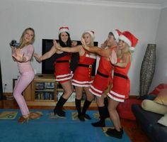 Best Halloween costume... ever!!! Mean girls