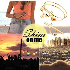 Shine! My Way, T Shirts For Women, Style, Swag, Outfits