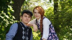 Green Gables Fables -- oh my gosh new picture of my favorite dorks dfgjlbdsyycb