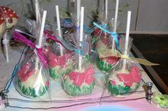 Verpakte cakepops