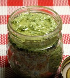 Spinach Pesto - Definitely need to try this soon!