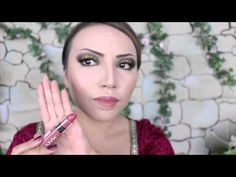 Disney Villains Makeup tutorial series: Mother Gothel from Tangled. - YouTube