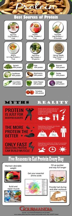 Pro Vegan Health: Funny how this isn't even a vegan infograph, yet all of the highest protein foods are plants. Vegan or not, the truth is the truth. Plant Based Nutrition, Plant Based Protein, Diet And Nutrition, Plant Based Eating, Plant Based Diet, Plant Based Recipes, Best Protein, High Protein Recipes, Highest Protein Foods