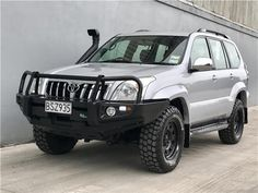 Toyota Land Cruiser Prado RV 3.0 D/Turbo 2004 | Trade Me