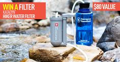 Help me win this amazing Katadyn Hiker Microfilter from @beprepared_com!