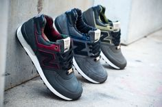 New Balance 576-30 Years of Manufacturing in the UK Pack