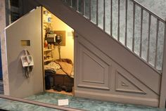 The World's Top 10 Most Amazing Things to do With Under Stairs Spaces