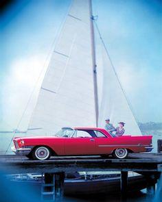 Chrysler 300 C, 1957