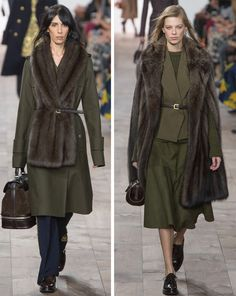 Colors 2015 Fall: Dried Herb by Michael Kors