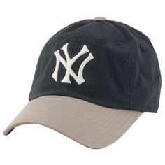 New York Yankees - Logo Bleacher Seat Adjustable Baseball Cap   OldGlory.com