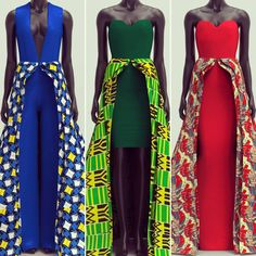 – 30 Times African Print Prom Dresses Stole The Scene! African Print Fashion, Africa Fashion, African Fashion Dresses, Ethnic Fashion, Fashion Prints, African Attire, African Wear, African Women, African Dress