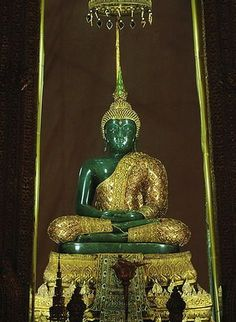 The Royal Monastery of the Emerald Buddha , wat pra keaw, bangkok