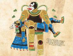 15 imágenes Pop culture + arte azteca