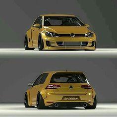 MK7 GTI....