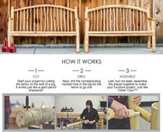 How They Work – Lumberjack Tools
