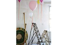 helium ballons  at their best