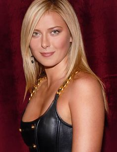 Maria Sharapova Weight, Height And Body Measurements