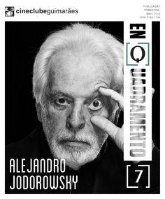 Enquadramento #7: Alejandro Jodorowsky  Revista Enquadramento, do Cineclube de Guimarães