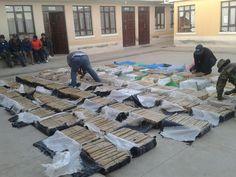 Detienen a un coronel de la policía boliviana con 42,7 kilos de cocaína | Radio Panamericana