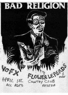 Bad Religion/Flower Lepperds